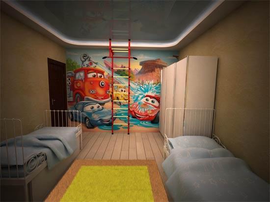 Дизайн интерьера квартиры интерьер
