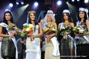 Мисс Донбасс OPEN-2011 и Вице-мисс Донбасс OPEN-2011