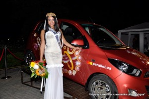 Мисс Донбасс OPEN-2011 - Татьяна Грабович (Одесса)