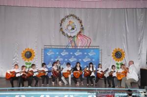 Инструментальный ансамбль «Дека плюс» (Донецк) оказался самым массовым коллективом в творческом лагере «КОНТИНЕНТа талантов»