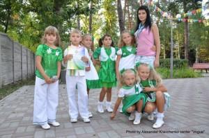 Ансамбль «Карамельки» (Харьков).