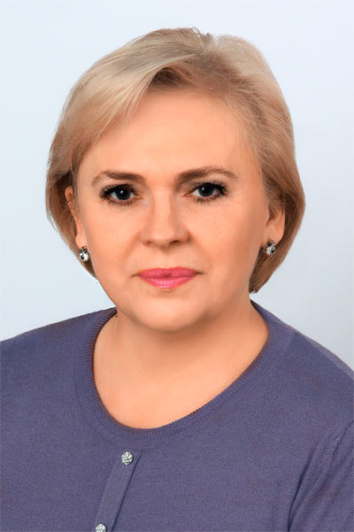 Ирина Бескровная