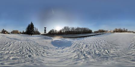 Памятник советским   воинам-танкистам